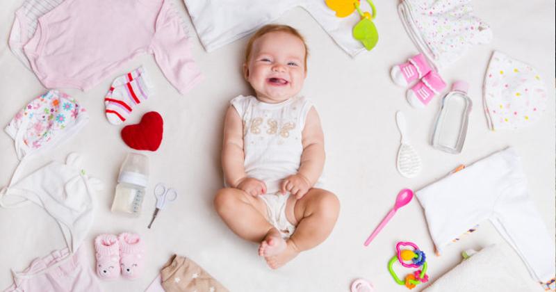 Como vestir o bebe a noite